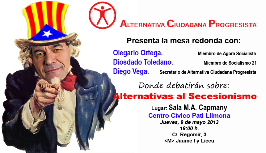 Alternativas al Secesionismo